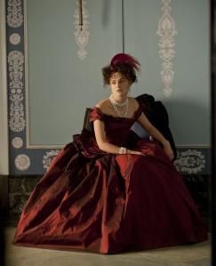 Jacqueline Durran costume for Anna Karenina.