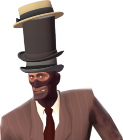 Hats are hot on Team Fortress 2 by Valve.