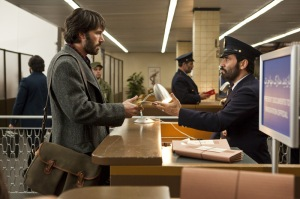 Brooks Brothers copied their original 70s Herringbone tweed sports coat for the film Argo.