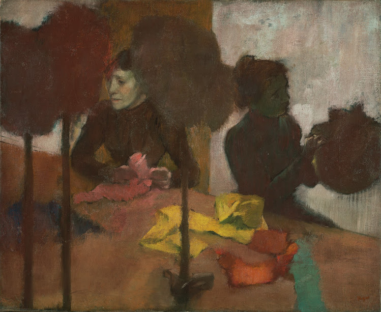 Degas_The Milliners_Getty