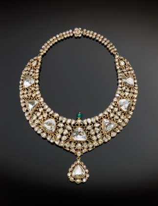 Al Thani_Necklace of Nizam de Hyderbad
