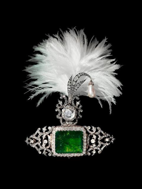 Al Thani_Turban Ornament India